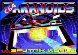 Presentación paranoids c64