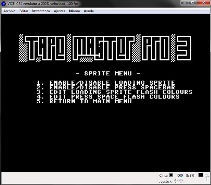 Tape Master – 4