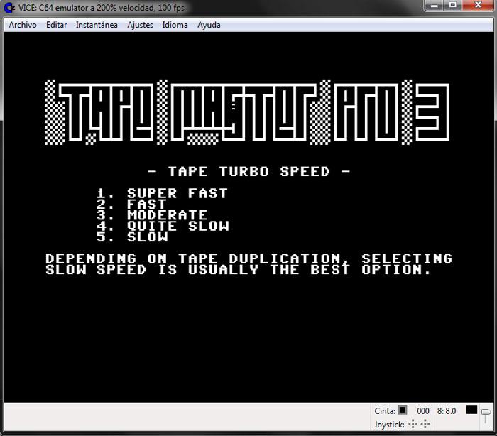 Tape Master – 5