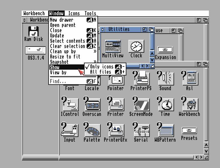 Amiga Os 3.1 (1)