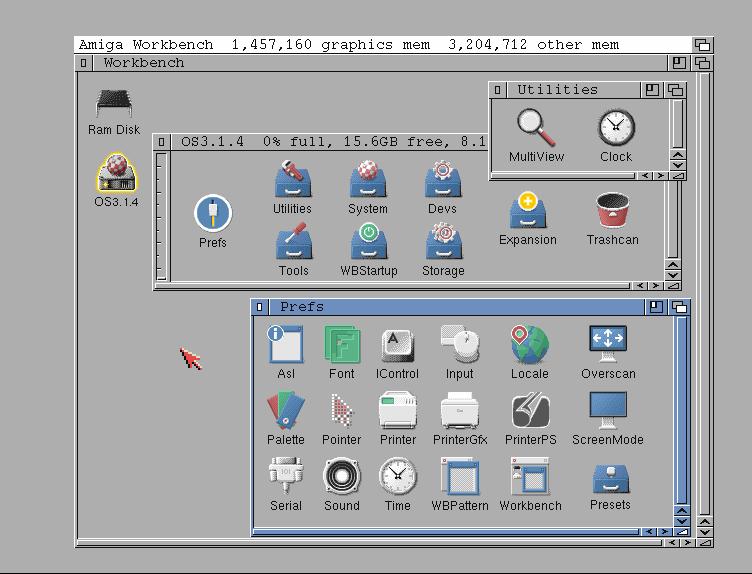 Amiga Os 3.1 (2)