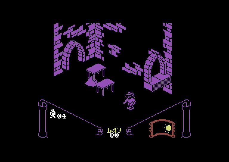 Knight Lore – C64 (2)