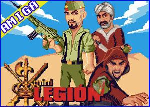Presentación juego mini legión