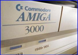 Presentación Amiga 3000