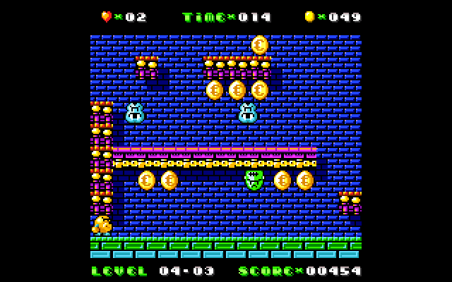 Uwol Quest for money – Amiga – 3