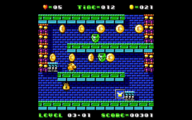 Uwol Quest for money – Amiga – 5