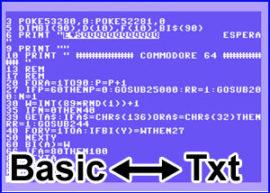 Presentacion basic a txt