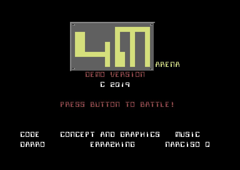 4M Arena Demo C64 – 1