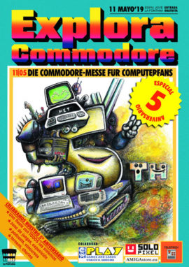 Cartel Explora Commodore 2019