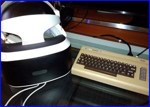 Presentación vr + c64 mini