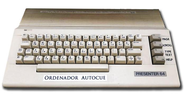 Presenter 64 – El Teleprompter de Commodore #Commodore Spain