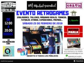 evento retrogames hontalbilla 2019