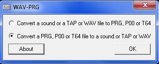 software wav-prg – 01