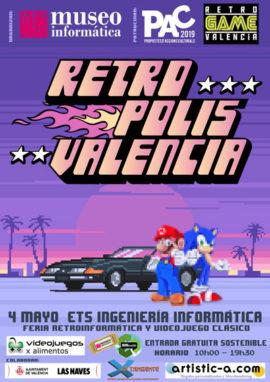 Retropolis Valencia 2019