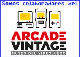 presentacion colaboradores museo arcade vintage