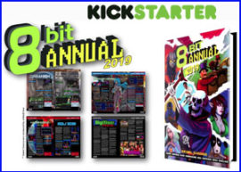 presentacion kickstarter 8 bit annual 2019