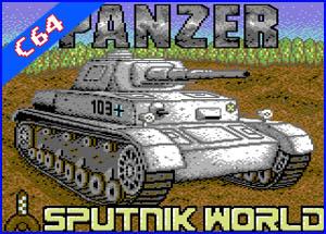 Presentación panzer commodore 64