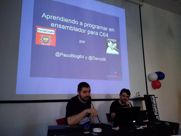 Curso ensamblador – Explora Commodore 1