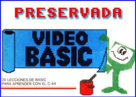Plantilla preservada video basic