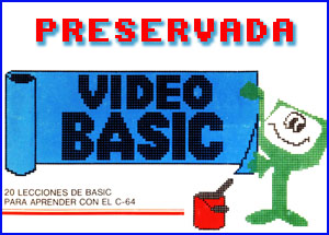 Plantilla preservada video basic