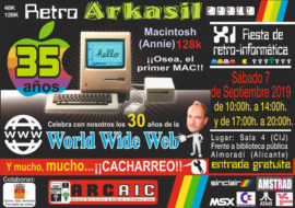 Retro Arkasil 2019