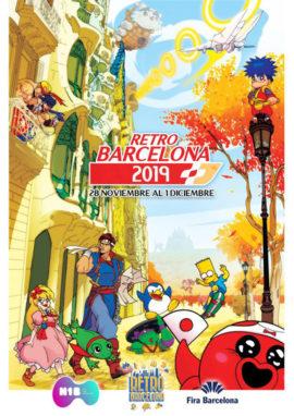 Retro Barcelona 2019