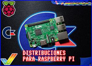 Presentación distribuciones raspberry pi commodore amiga