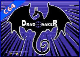 Presentación dragonaker commodore 64