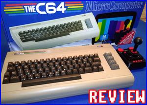 Presentación thec64 maxi review