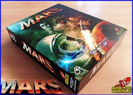 Presentación Mars – Sputnik World