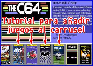 Presentacion tutorial carrusel thec64