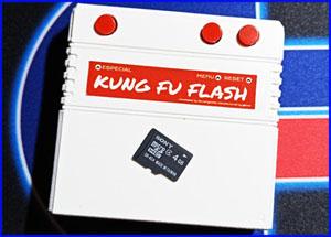 Presentación Kung fu flash