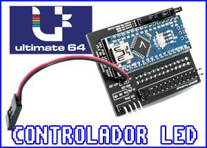 Presentación controlador led ultimate