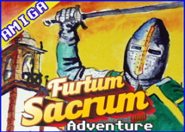 Presentación furtum sacrum adventure amiga