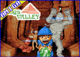 Plantilla kings valley amiga