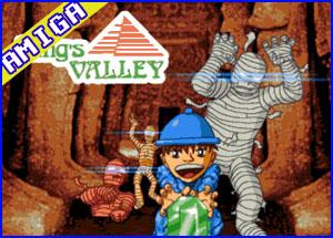 Plantilla kings valley amiga